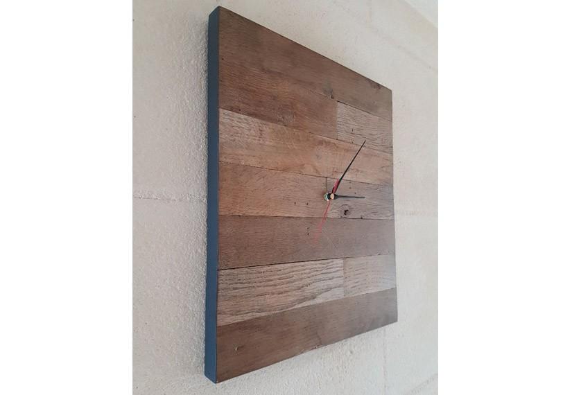 Horloge sans tic-tac